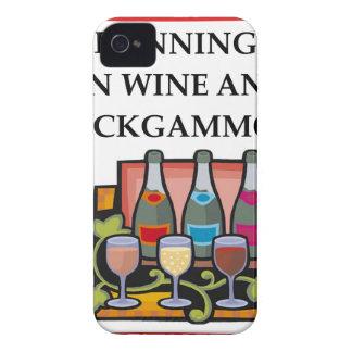 BACKGAMMON iPhone 4 CASES