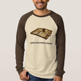 Backgammon joke T-Shirt
