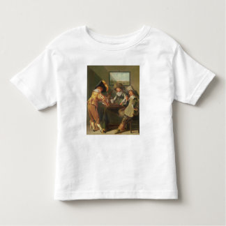 Backgammon Players, 17th century Toddler T-shirt
