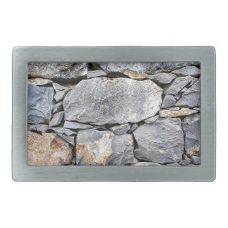 Backgound of natural stones as wall belt buckle