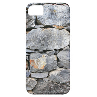 Backgound of natural stones as wall case for the iPhone 5