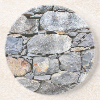 Backgound of natural stones as wall coaster