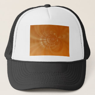 background #23 trucker hat