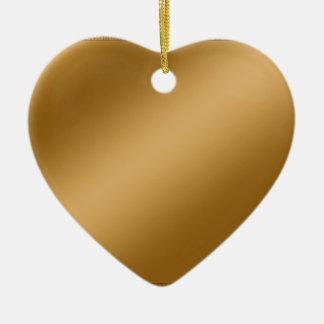 background #43 ceramic heart ornament