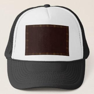 background-image #66 trucker hat