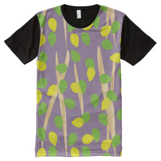 Background Melody All-Over-Print T-Shirt