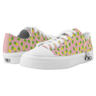 Background Melody Low-Top Sneakers