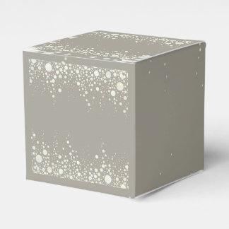 Background - Modern Art Stars Favor Box