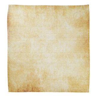 background - Parchment Paper Bandana