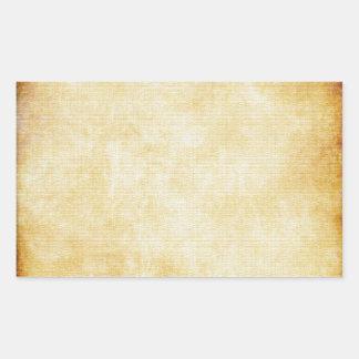 Background | Parchment Paper Sticker