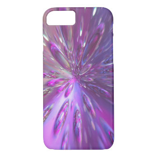 Background purple iPhone 8/7 case