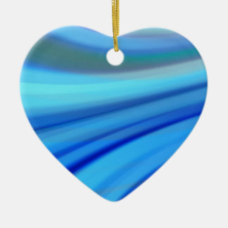 background-tags #69 ceramic heart ornament