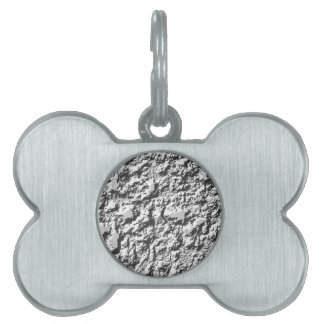 background texture pet ID tags
