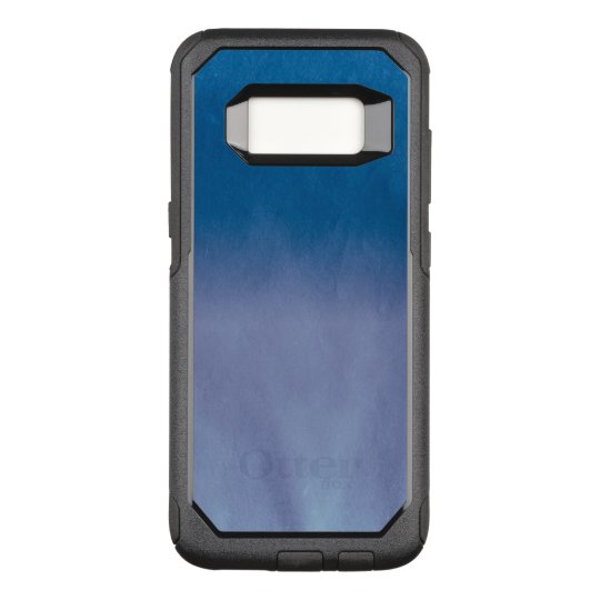 Background- Texture Watercolor Paper 3 OtterBox Commuter Samsung Galaxy S8 Case