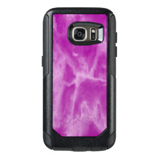 background texture watercolor purple seamless OtterBox samsung galaxy s7 case
