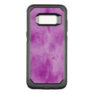 background texture watercolor seamless purple OtterBox commuter samsung galaxy s8 case
