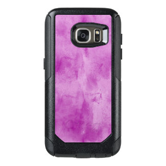 background texture watercolor seamless purple OtterBox samsung galaxy s7 case