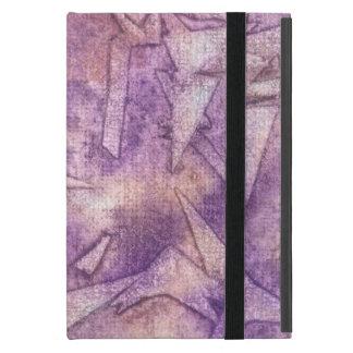 background watercolor iPad mini cases