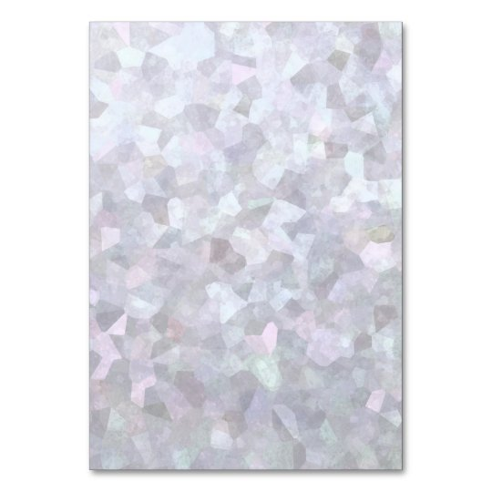 Background - White Pearl Card