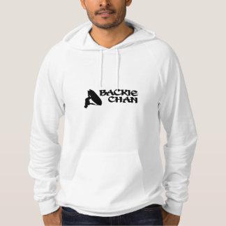Backie Chan Branded Hoodie