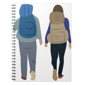 Backpack Spiral Notebook