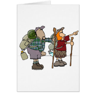Backpackers Card