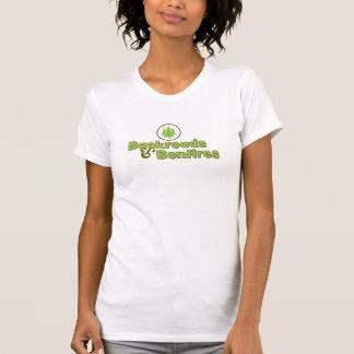 Backroads & Bonfires Women's Fine Jersey T-Shirt