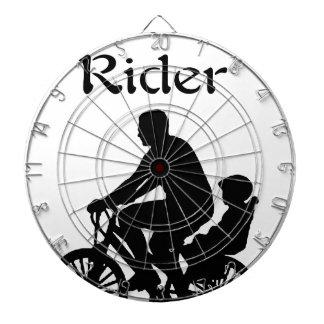 Backseat Rider Dartboard