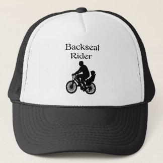 Backseat Rider Trucker Hat