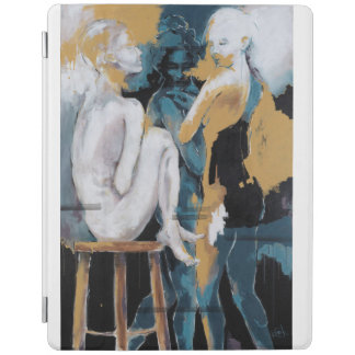 Backstage - beauties sharing secrets iPad cover