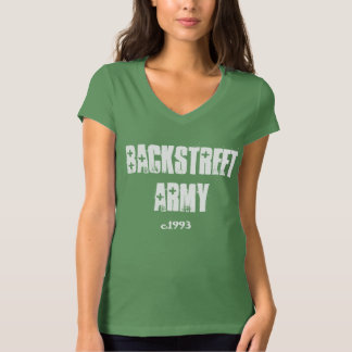 Backstreet Army - Stand and Fight T-Shirt
