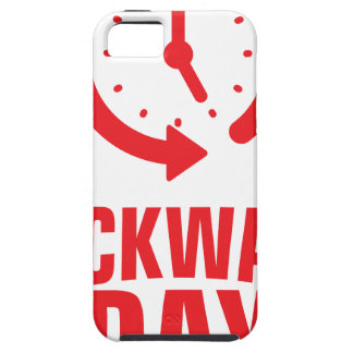 Backward Day - Appreciation Day Case For The iPhone 5