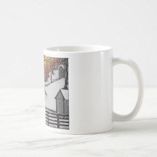 Backwoods Cabin Coffee Mug
