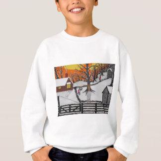 Backwoods Cabin Sweatshirt