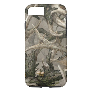 Backwoods deer skull camo iPhone 8/7 case