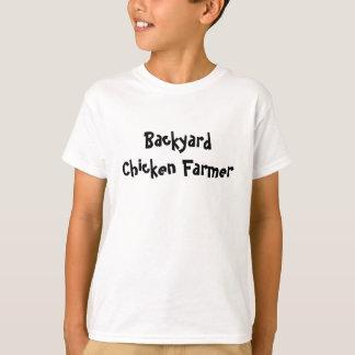 Backyard Chicken Farmer Youth t-shirt