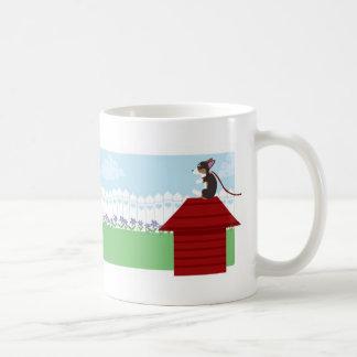 Backyard Fun Times Coffee Mug