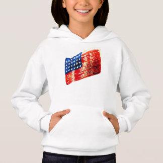 Bacon American Flag