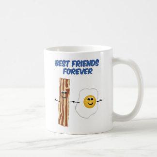 Bacon And Eggs BFF Coffee Mug