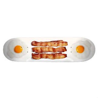 Bacon and Eggs-delicious skateboard! Skate Board Deck