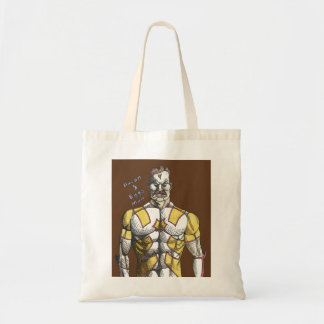 Bacon and Eggs Man Tote
