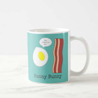 Bacon and Eggs Personalized Mug