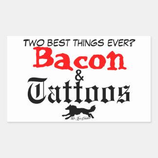 Bacon and Tatoos