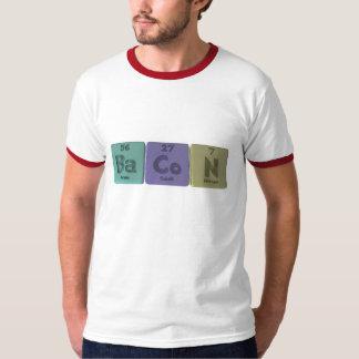 Bacon-Ba-Co-N-Barium-Cobalt-Nitrogen.png T-Shirt