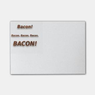 Bacon! Bacon, Bacon, Bacon, BACON!!! Post-it® Notes