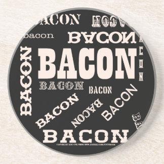 Bacon Bacon Bacon Coaster