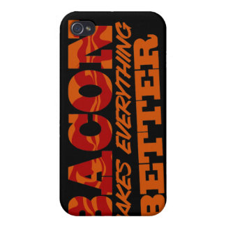 Bacon Better $40.95 iPhone 4/4S Cover