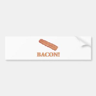 Bacon! Bumper Sticker