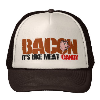 Bacon Candy $17.95 (11 colors) Hat