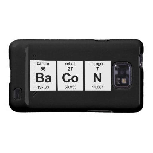 BaCoN Samsung Galaxy S2 Case